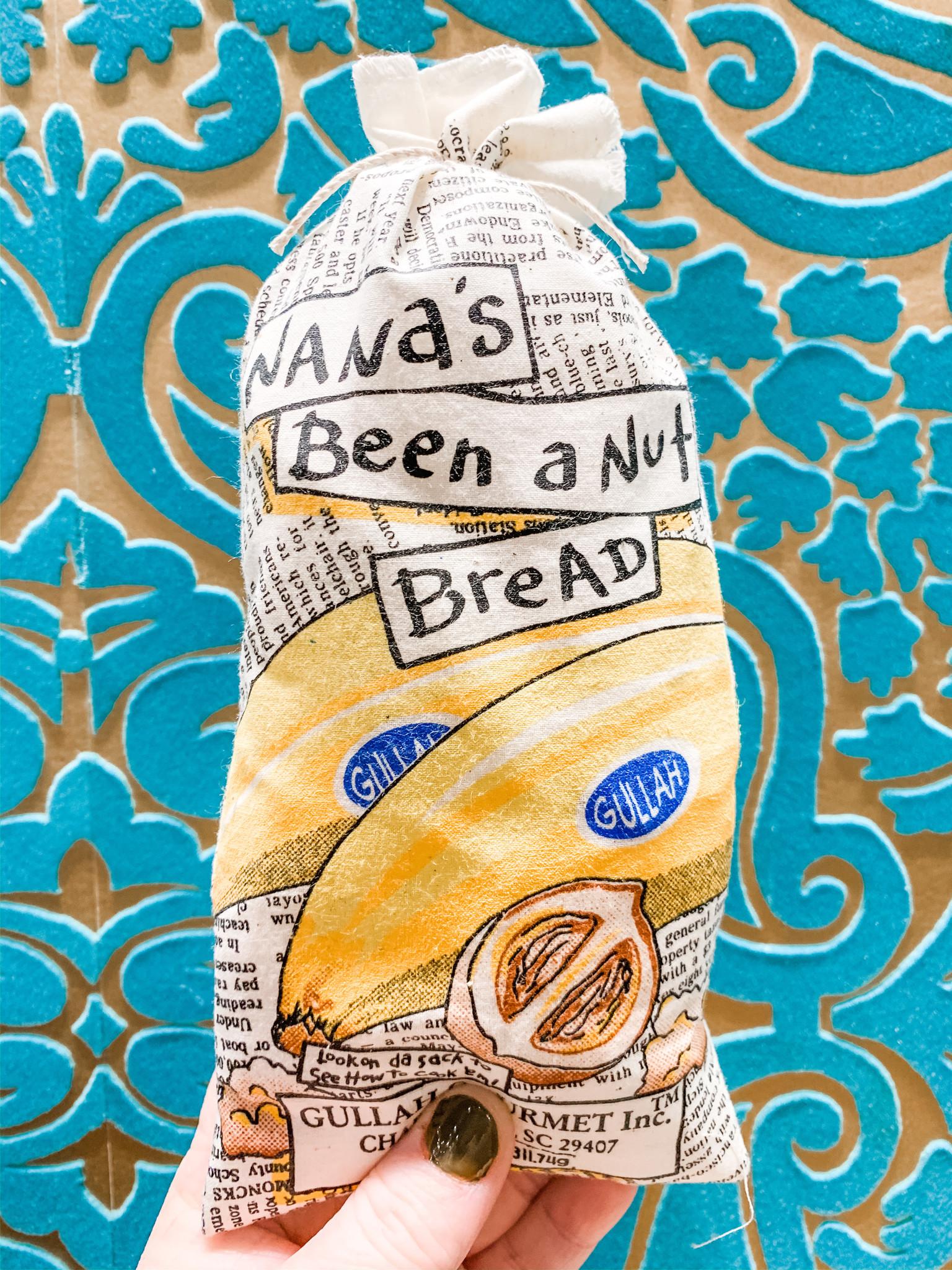 Gullah Gourmet Nana's Been A Nut Bread