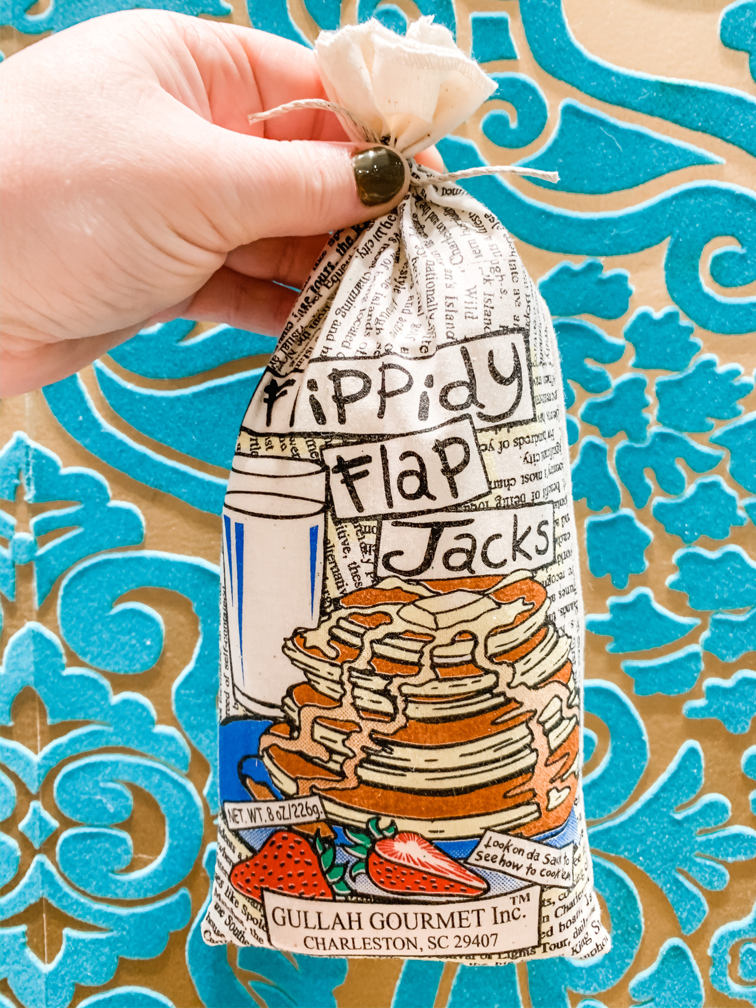 Gullah Gourmet Flippity Flap Jacks