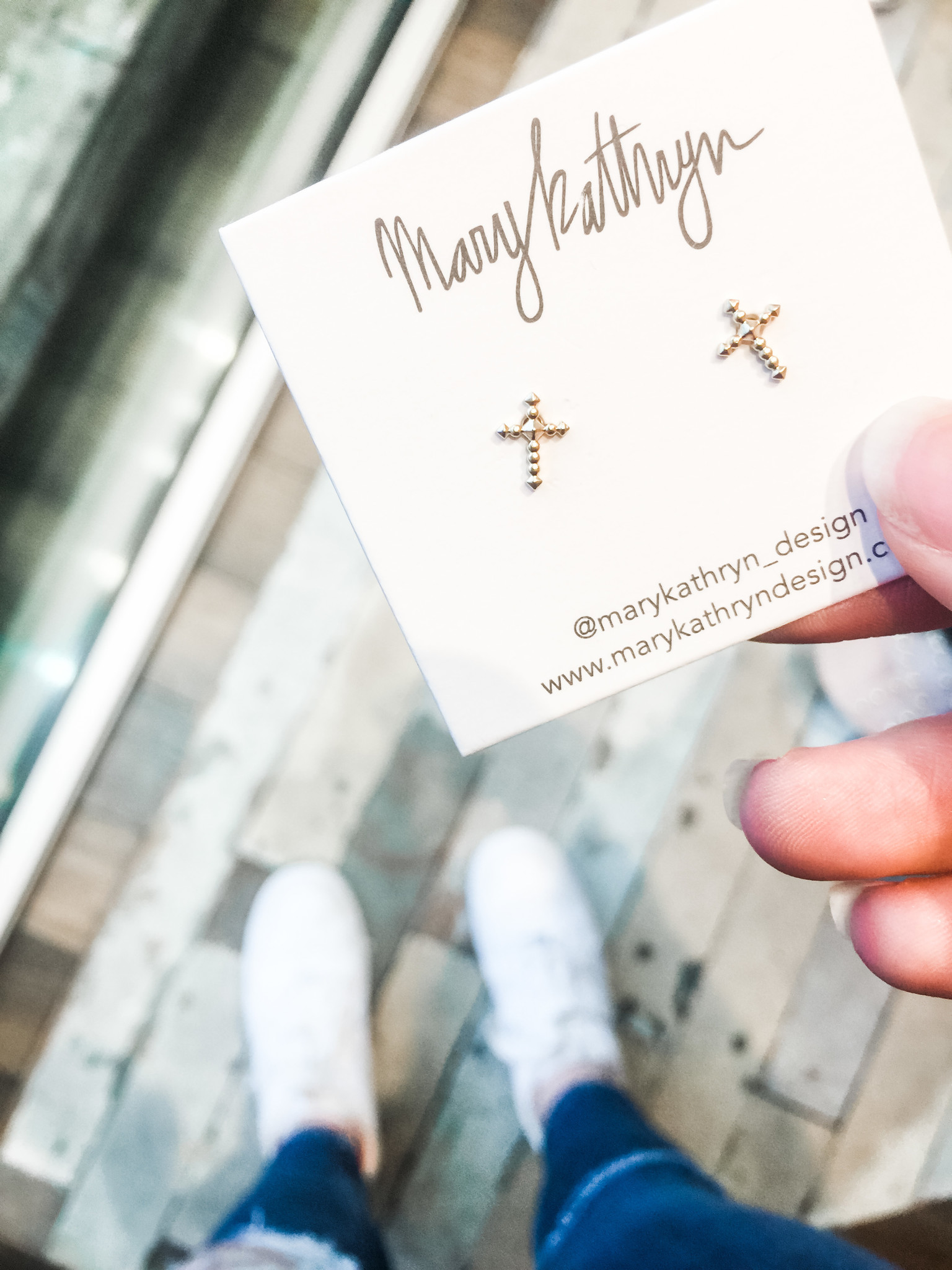 Mary Kathryn Designs Little Reminders Stud Earring