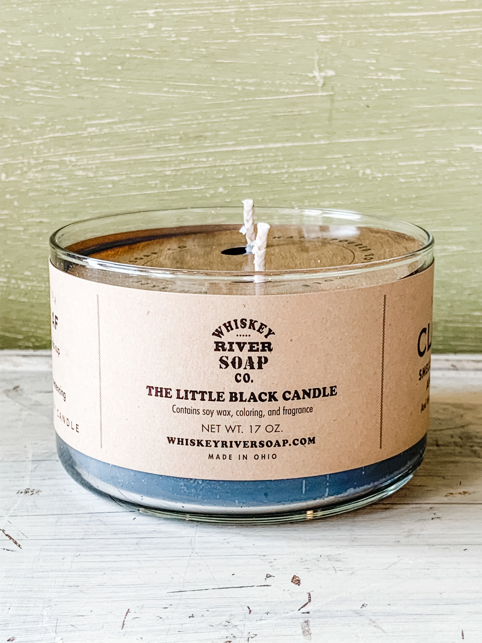 Whiskey River Soap Company Whiskey River Candle Classy AF