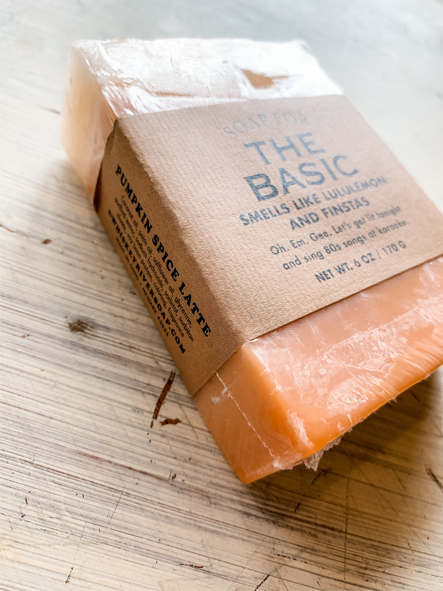 Whiskey River Soap Company Whiskey River Soap The Basic