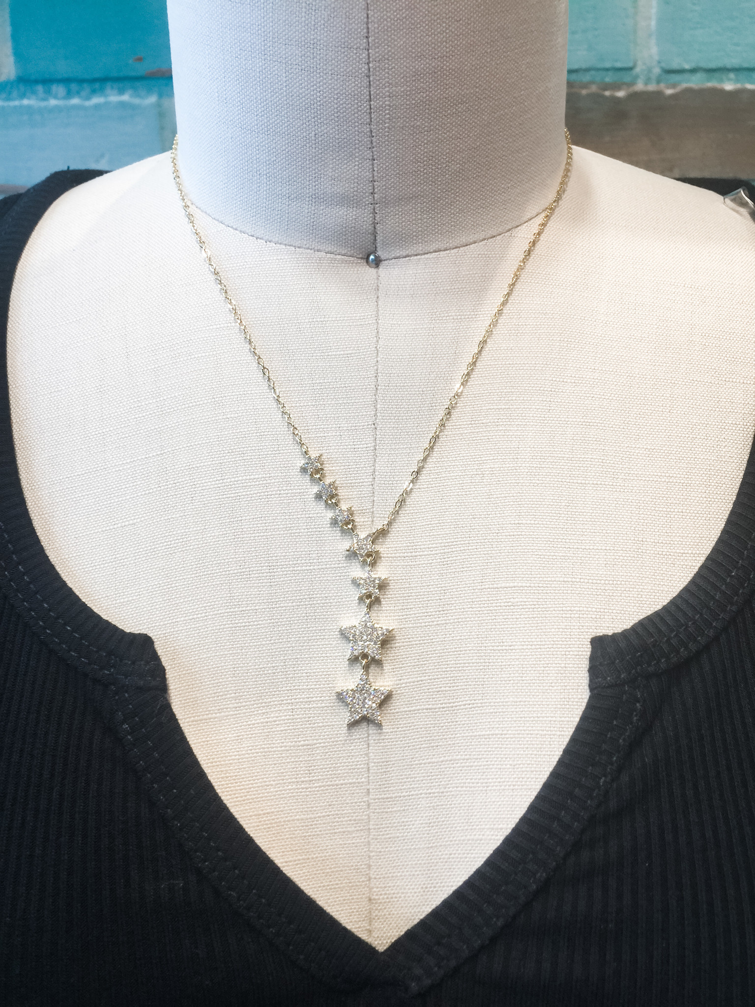 Mary Kathryn Designs Starlight Lariat Necklace