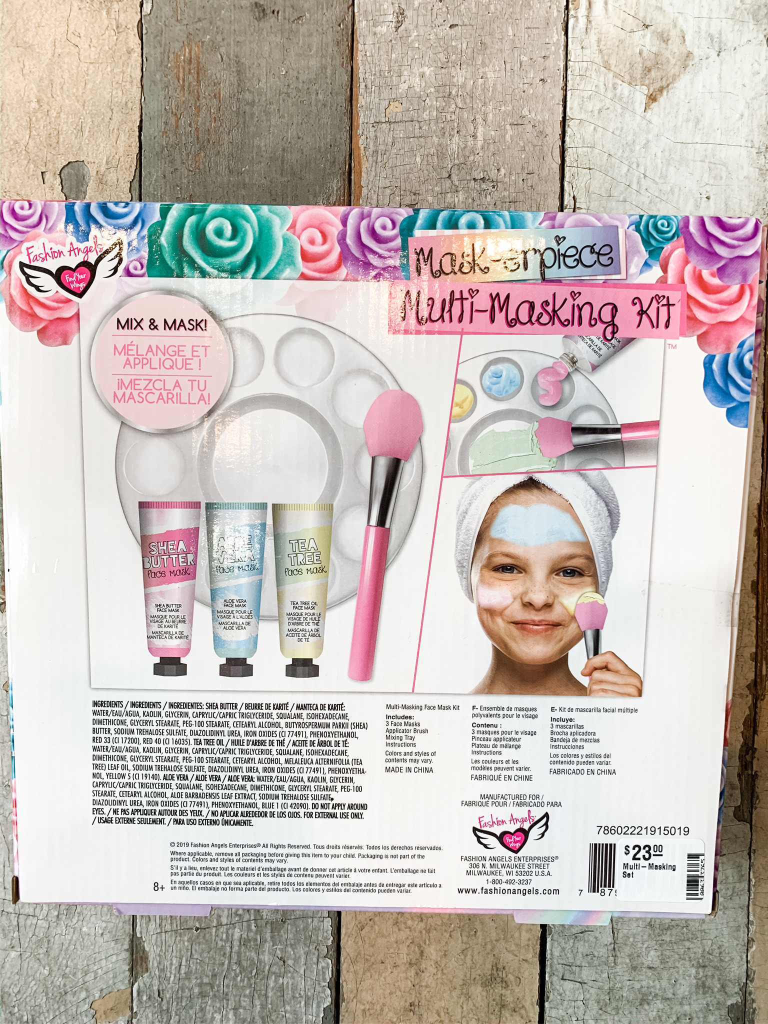 Fashion Angels Multi-Masking Set