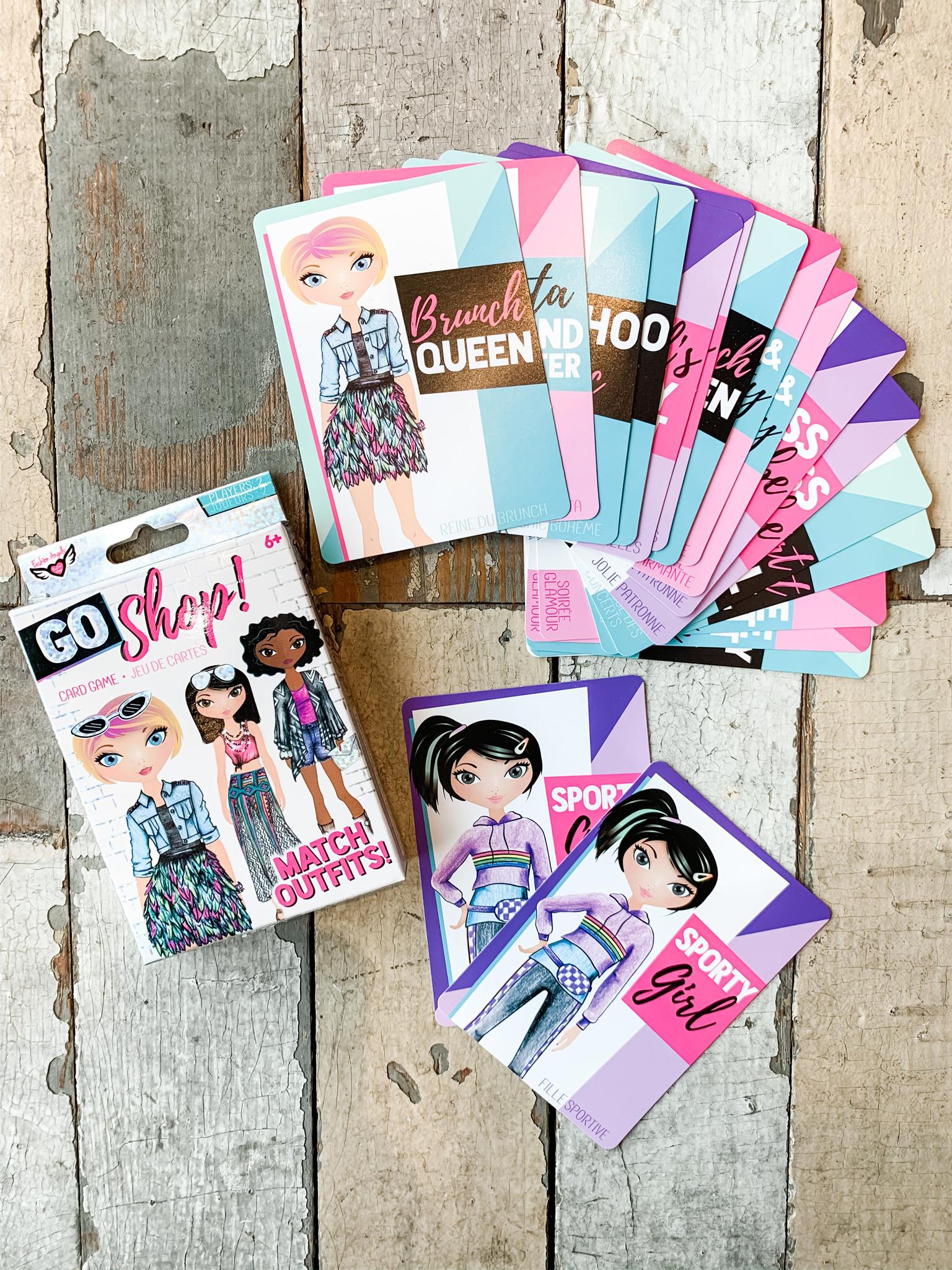 Fashion Angels Card Games
