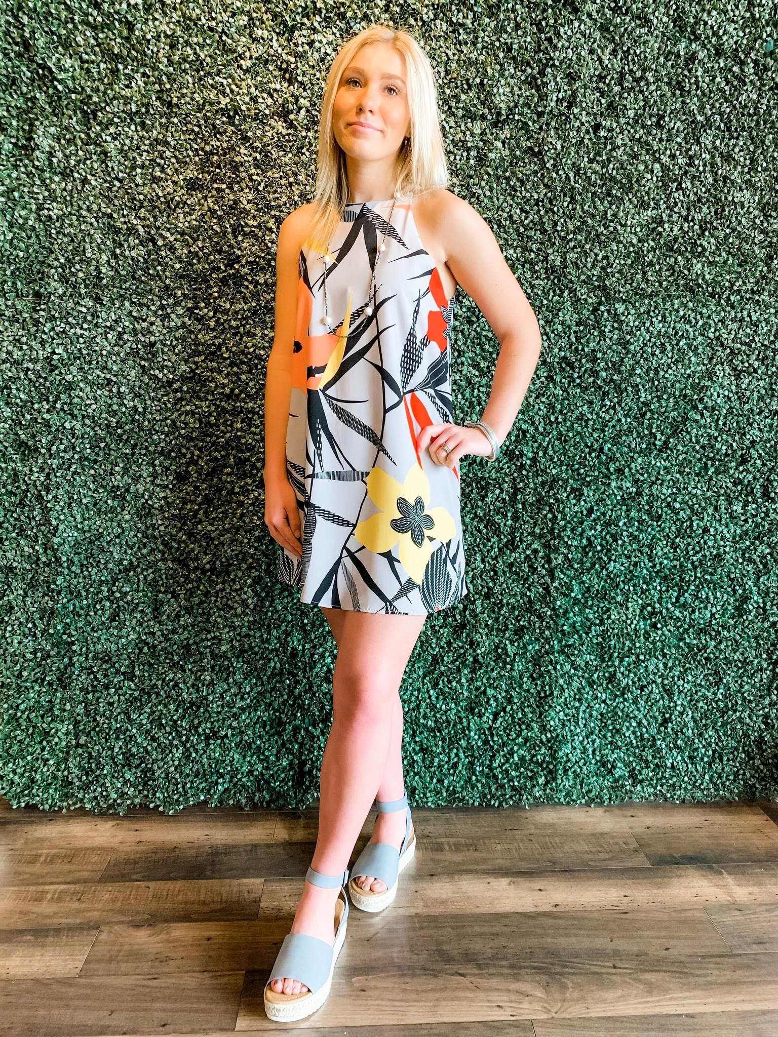 Envy Label Waikiki Dreams Dress