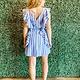 Envy Label Beach Strolls Dress
