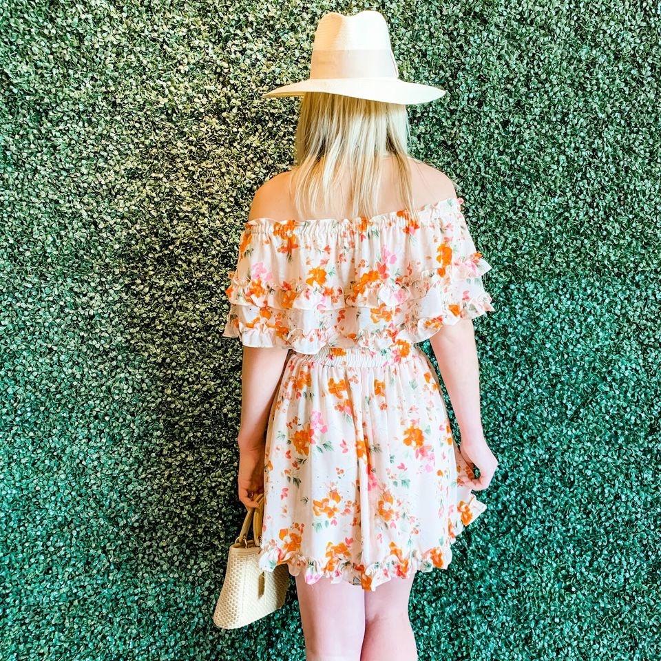 Envy Label Garden Party Dress