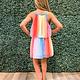 Truly Me by Sara Sara Pleated Jewel Dress