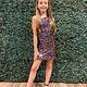 Hannah Banana Black Label HB Sequin Dress