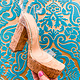 Envy Label Yuko Cork Heel