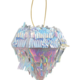 Slant Diamond Pinata