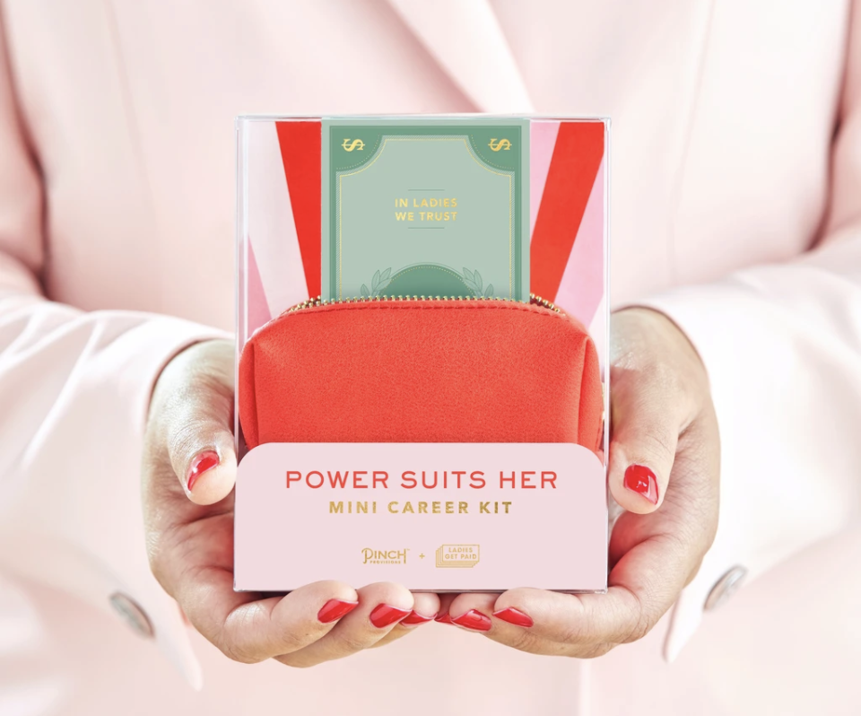 pinch provisions Just For Her Minimergency Get Paid Career Kit