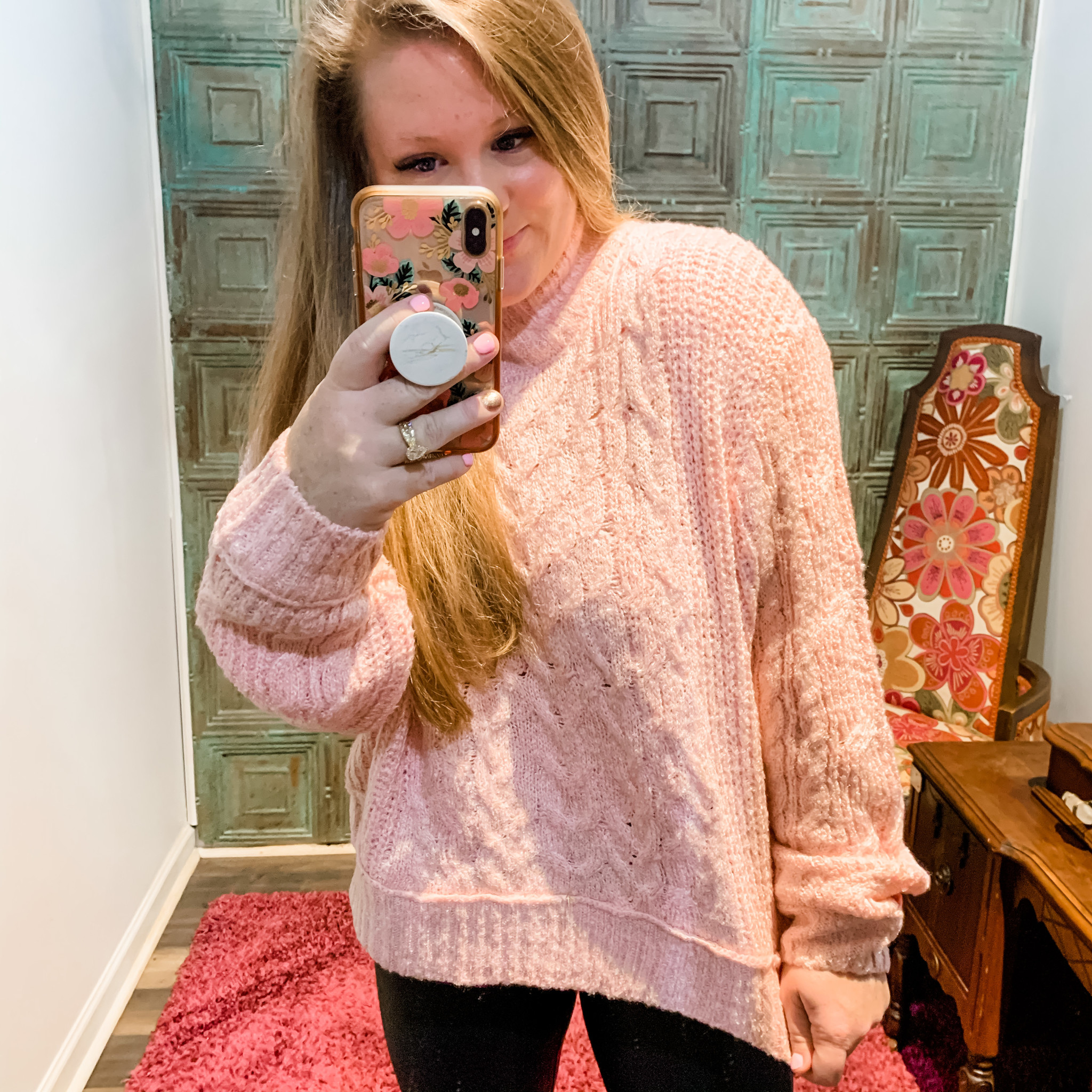 Envy Label Apple Picking Sweater