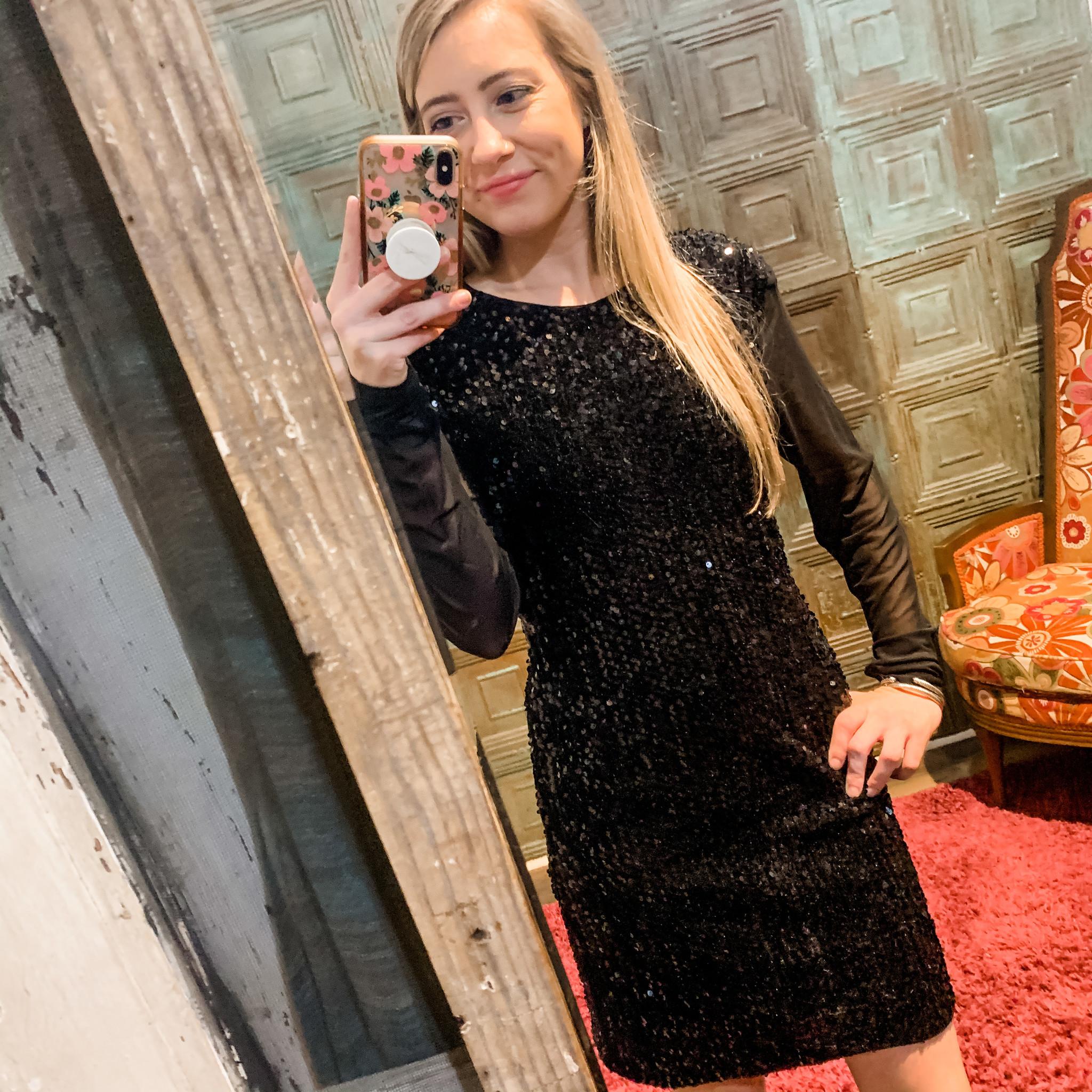 Envy Label Sparkle All Night Dress