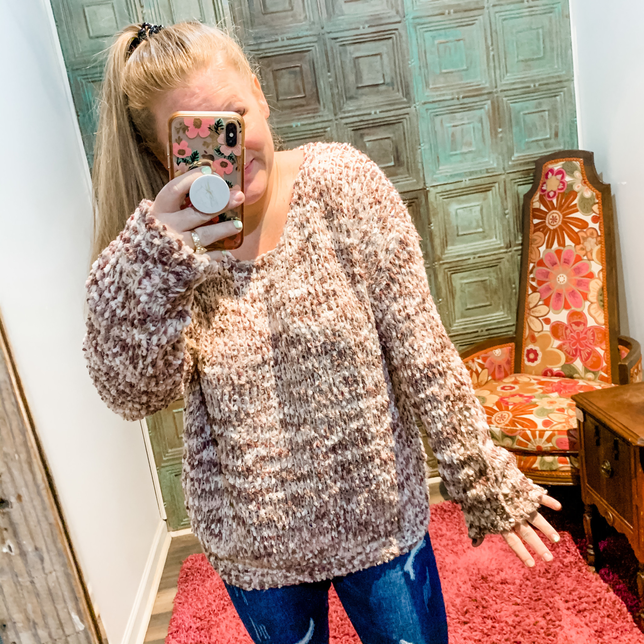 Envy Label Big Time Sweater