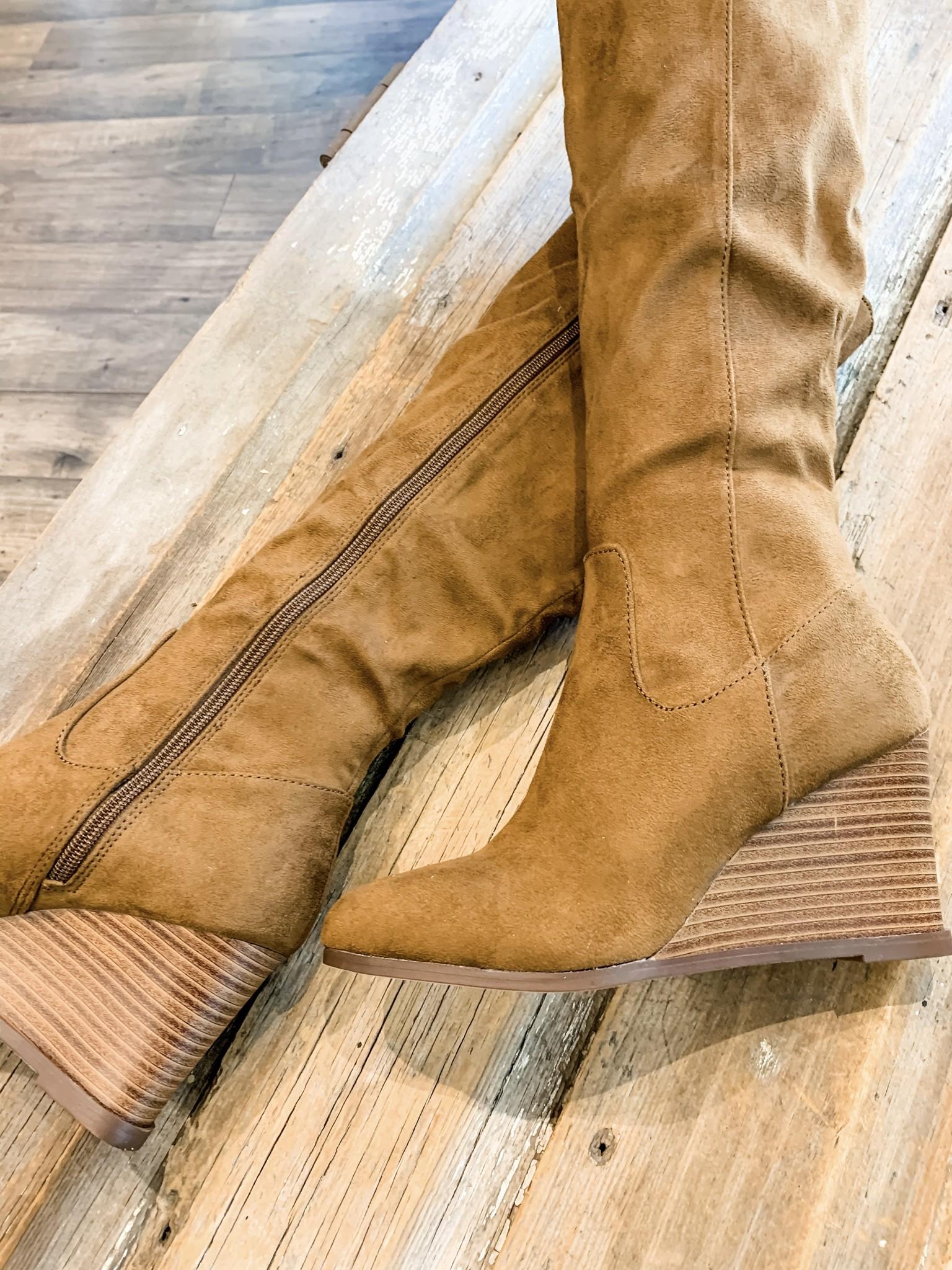 Bamboo Wishful Boot