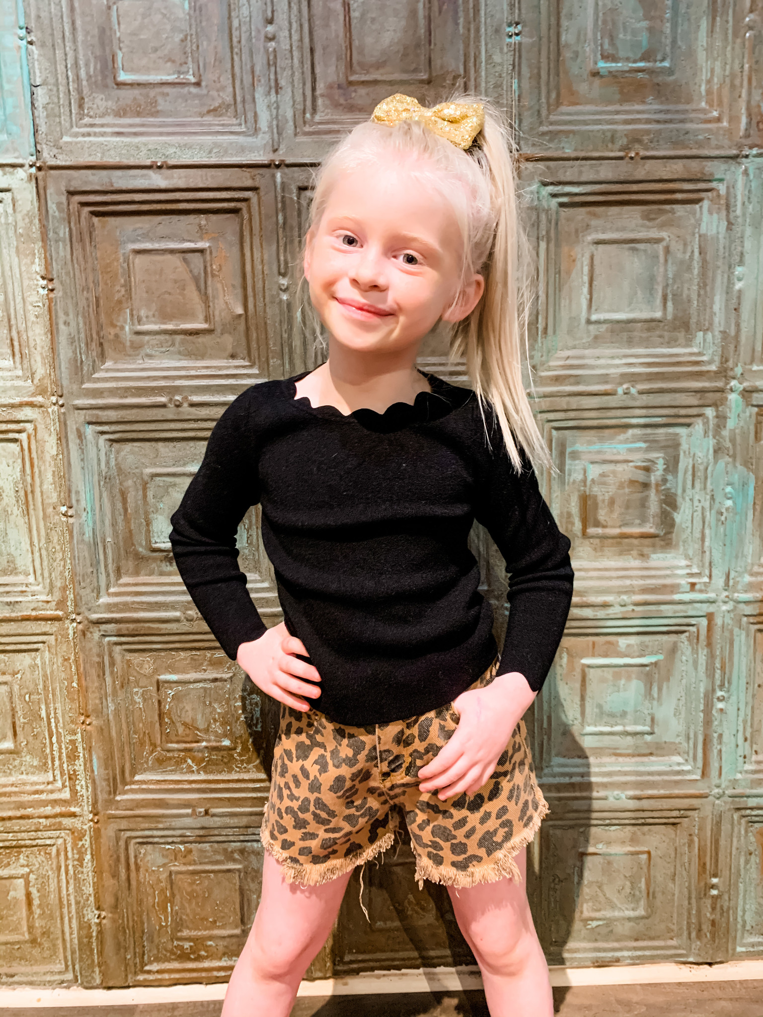 Work It Out With Haddie Mac Laila Tween Shorts