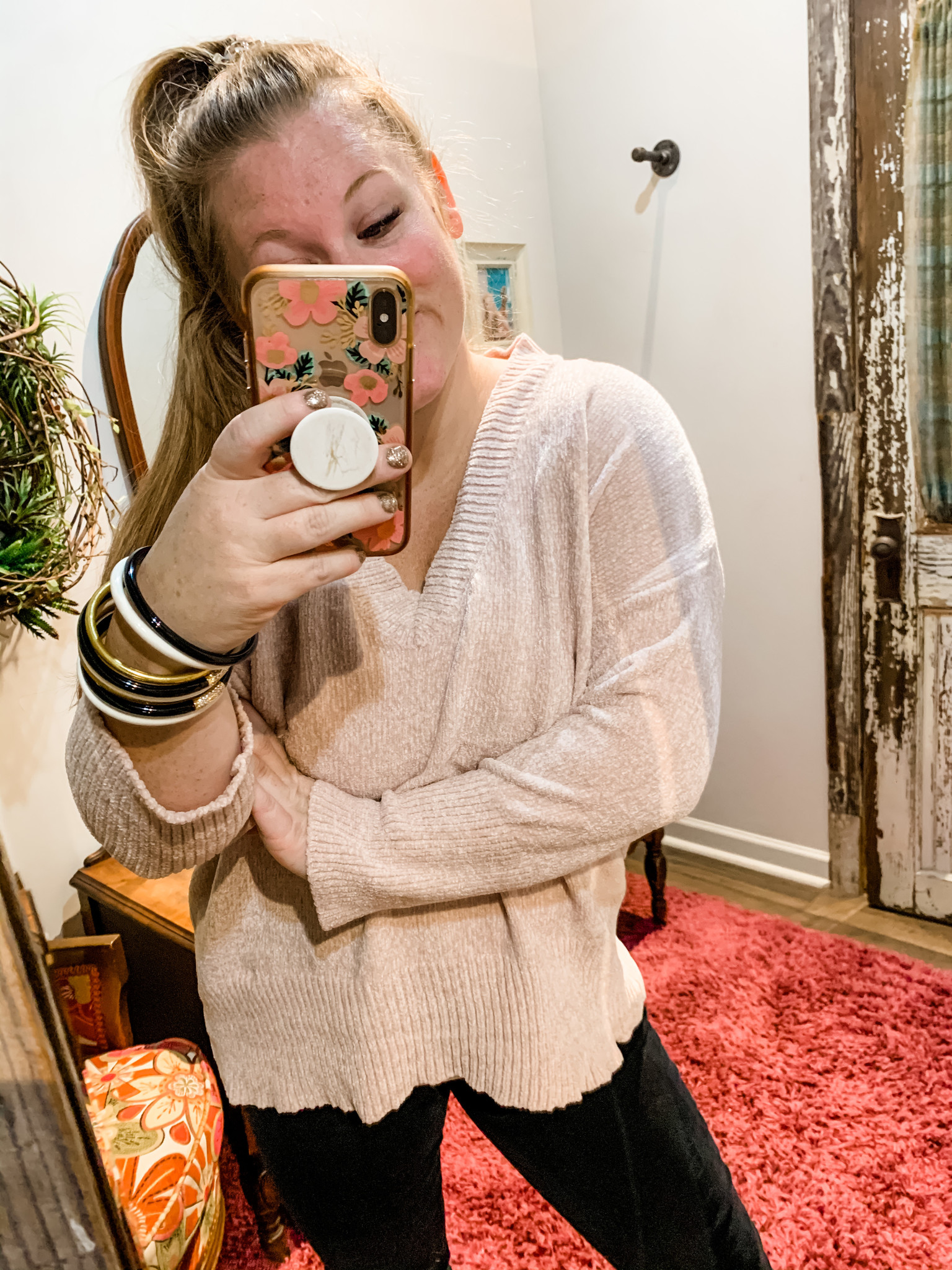 Envy Label A Little Southern Comfort Sweater