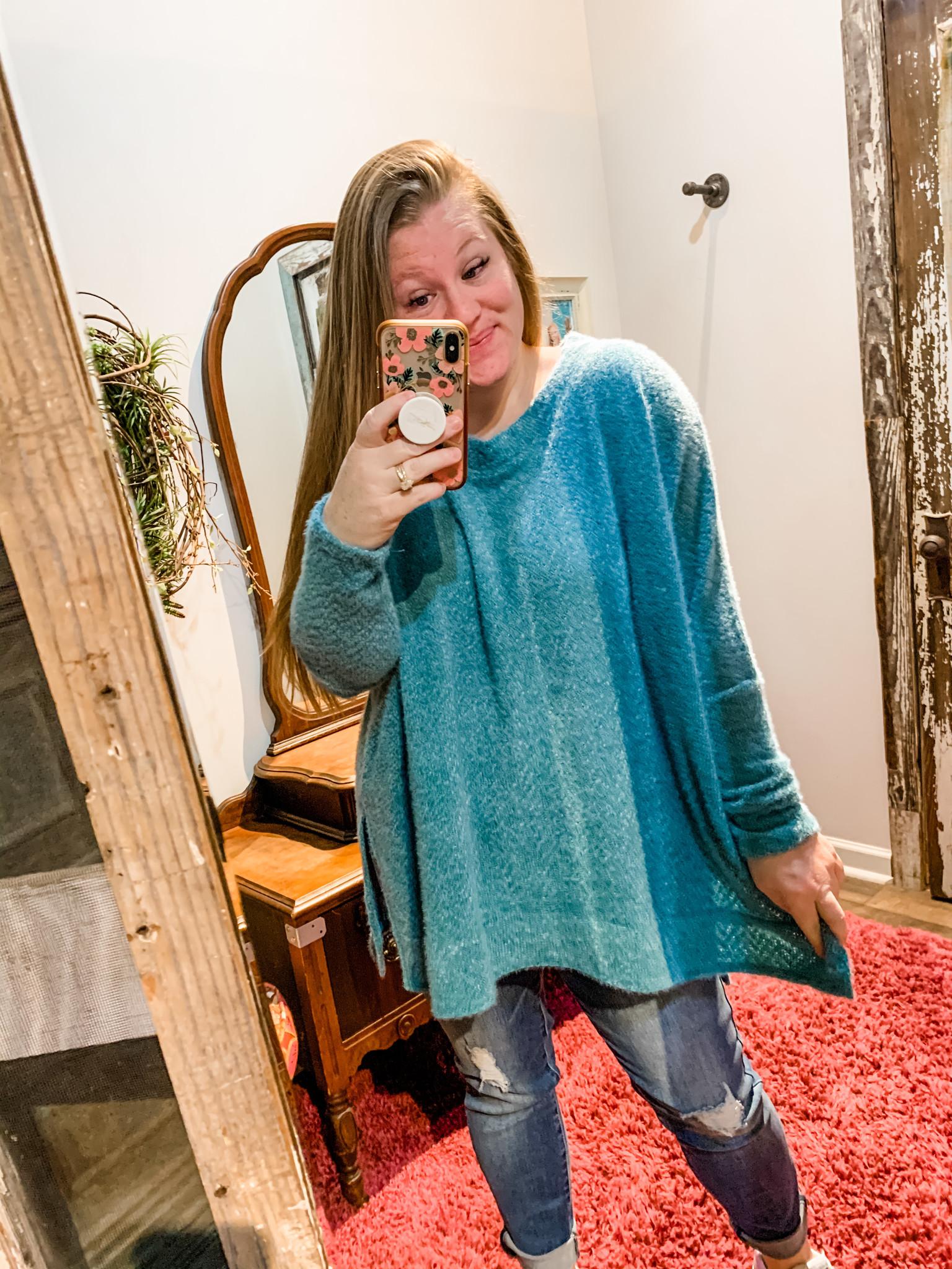Envy Label Wind Down Sweater