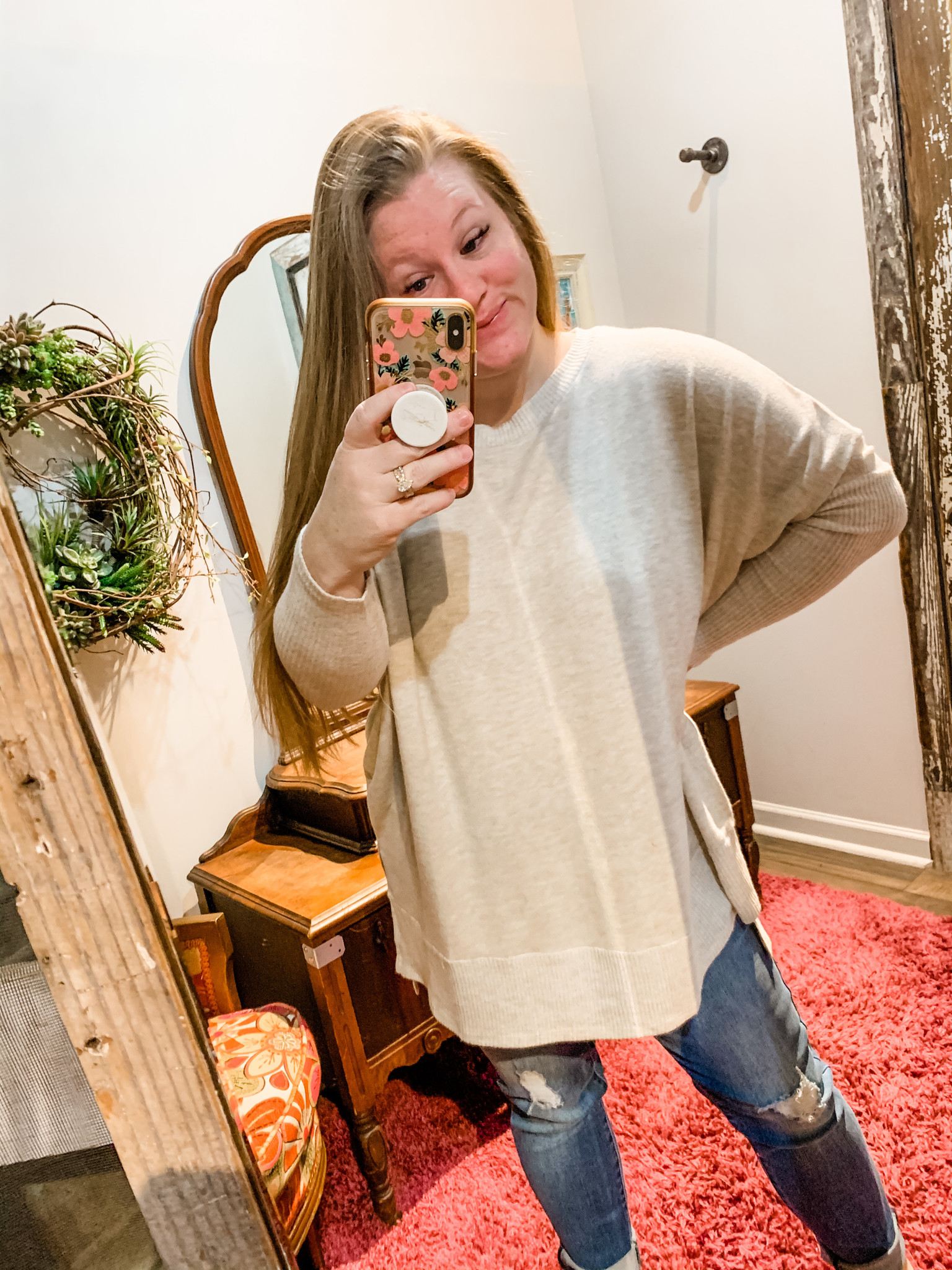 Envy Label Simplest Sweater