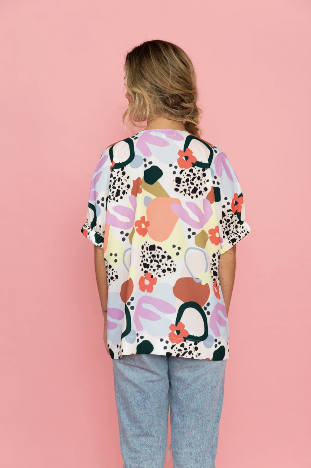 Crosby by Mollie Burch Nora Top
