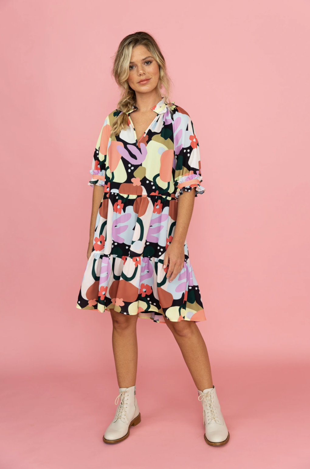 Crosby by Mollie Burch Isabelle Dress