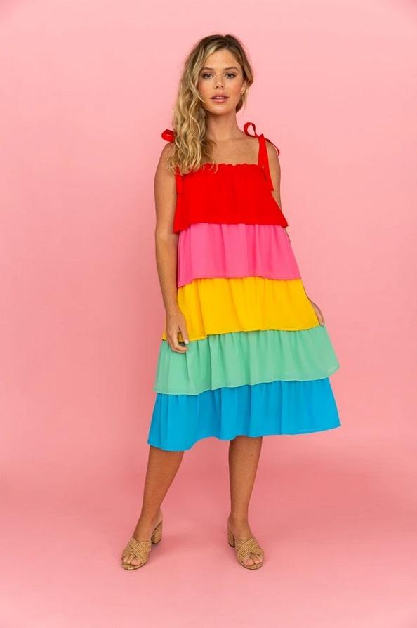 Crosby by Mollie Burch Beckett Dress