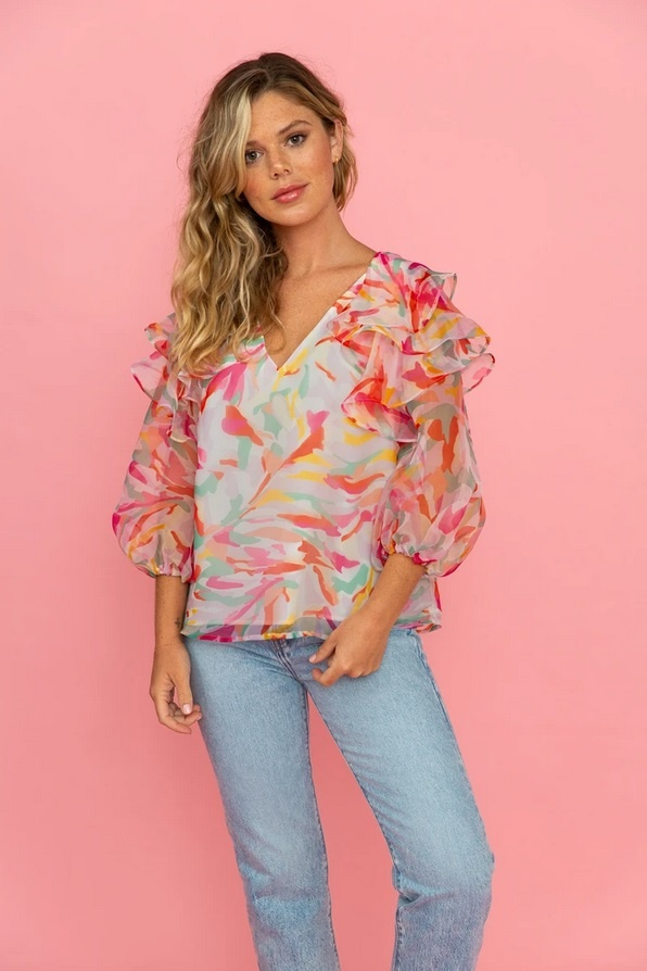 Crosby by Mollie Burch Knox Blouse