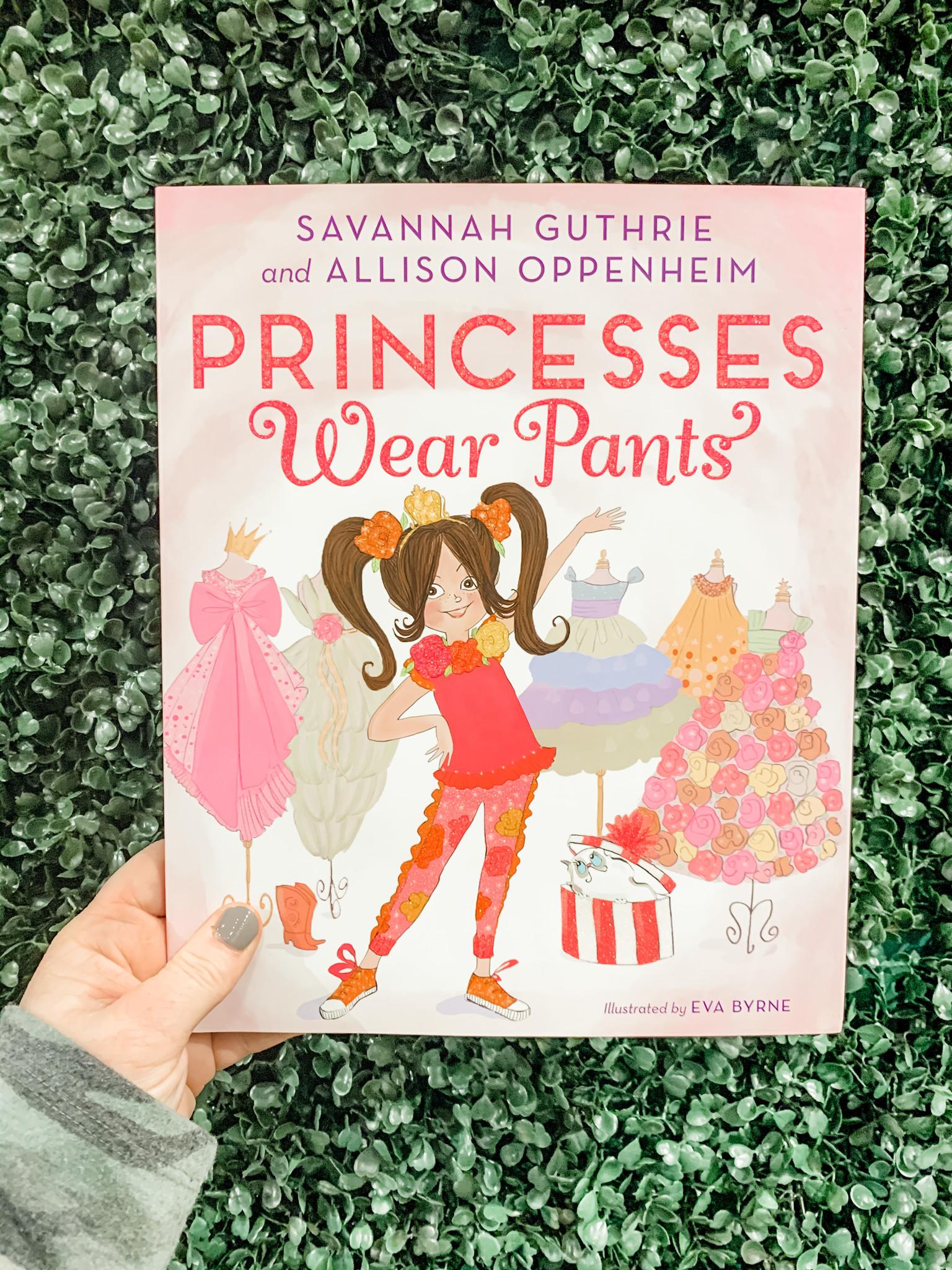 Abrams Princesses Wear Pants