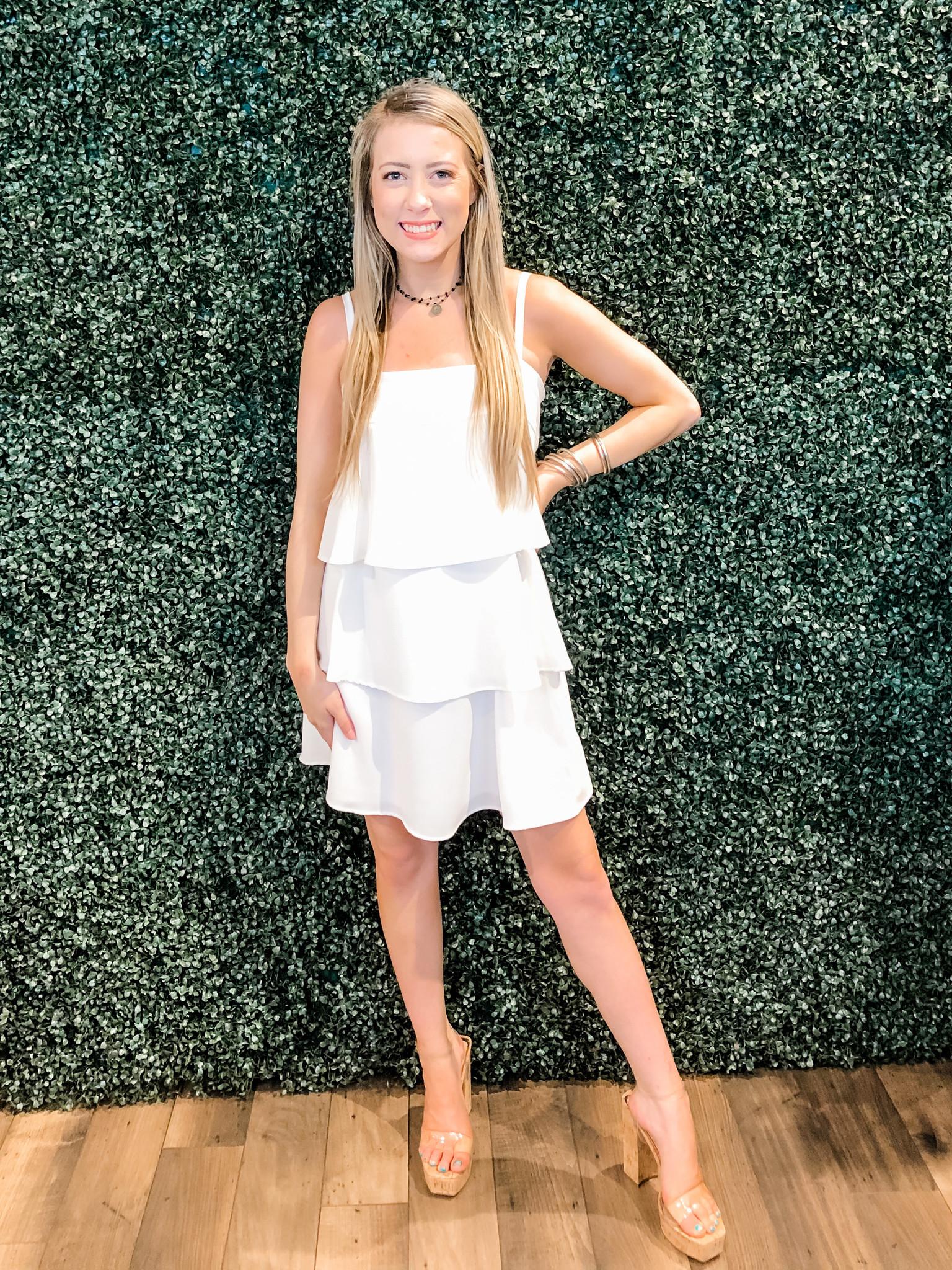 You Had Me At Hello Britton Dress
