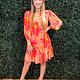Trina Turk Silvery Dress