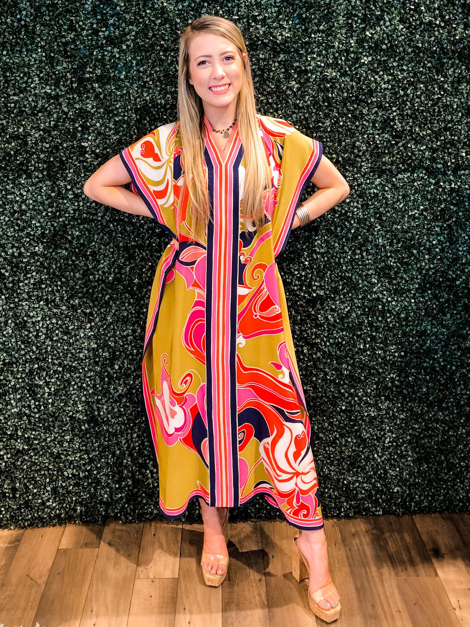 Trina Turk Theodora Maxi Dress