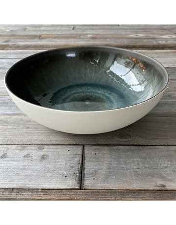 Jars USA Tourron Natural Lg Serving Bowl Samoa