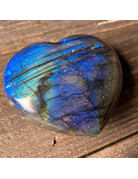 Columbine Home Labradorite Heart S