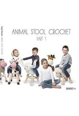 Haakpret HAK Animal Stool Crochet Part 1