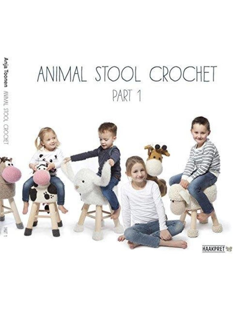 Haakpret HAK Animal Stool Crochet Part 1