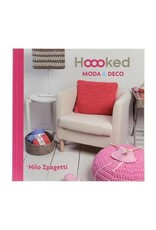 Hoooked HK Book Spanish Moda & Deco