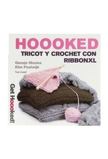 Hoooked HK Book Spanish Tricot y Crochet con Ribbon XL