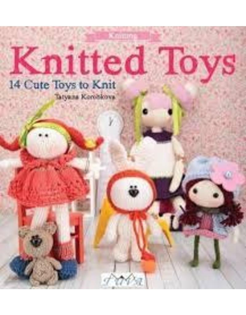 IPG Books IPG Knitted Toys