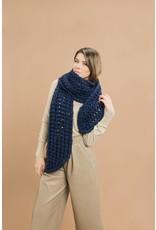 Master Knit PATTERN CHUNKY SCARF
