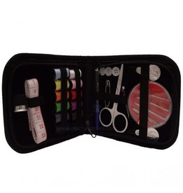 Master Knit MK Sewing Travel Kit - Black