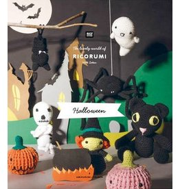 Rico Design RD Book - Ricorumi Halloween