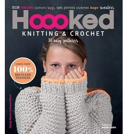 Hoooked HK Book 30 Knitting & Crochet
