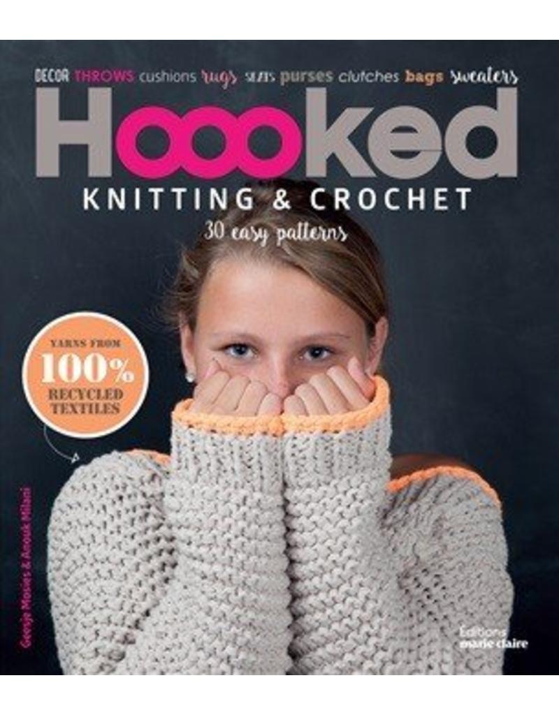 Hoooked HK Book 17 Knitting & Crochet