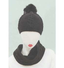 Rico Design PATTERN HAT & SNOOD