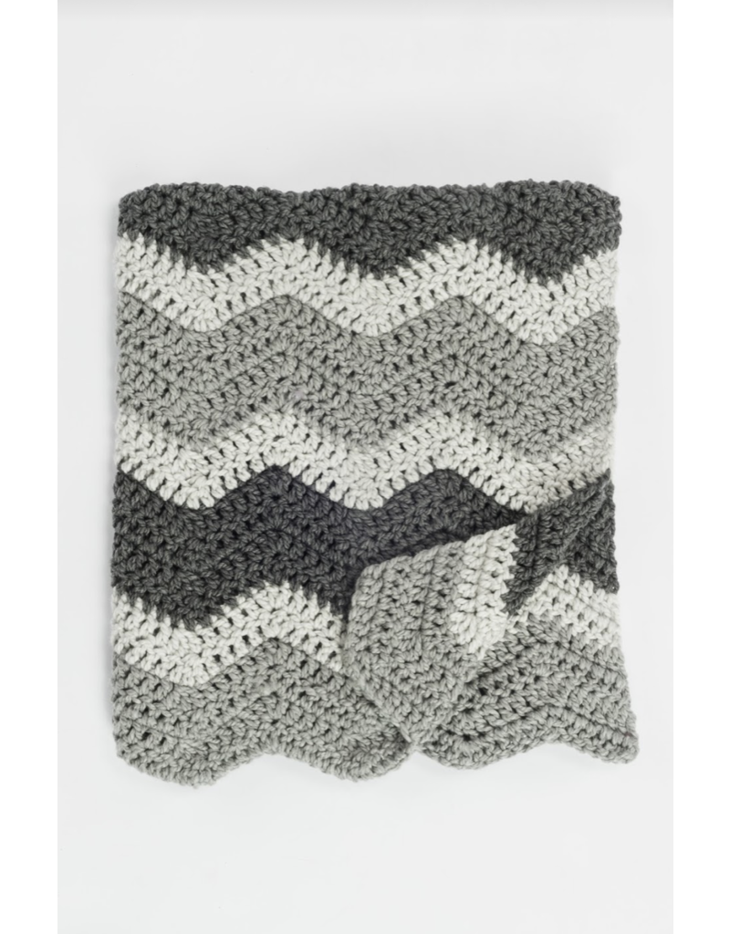 Master Knit PATTERN Afghan Crochet Blanket