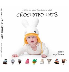 Haakpret HAK Crocheted Hats