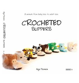Haakpret HAK Crocheted Slippers