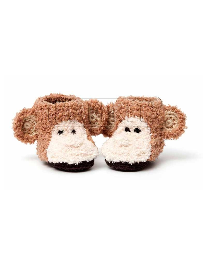 Haakpret HAK Crocheted Slippers