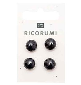 "Rico Design RD Ricorumi Eye Buttons - Large 7/16"" (11mm)"